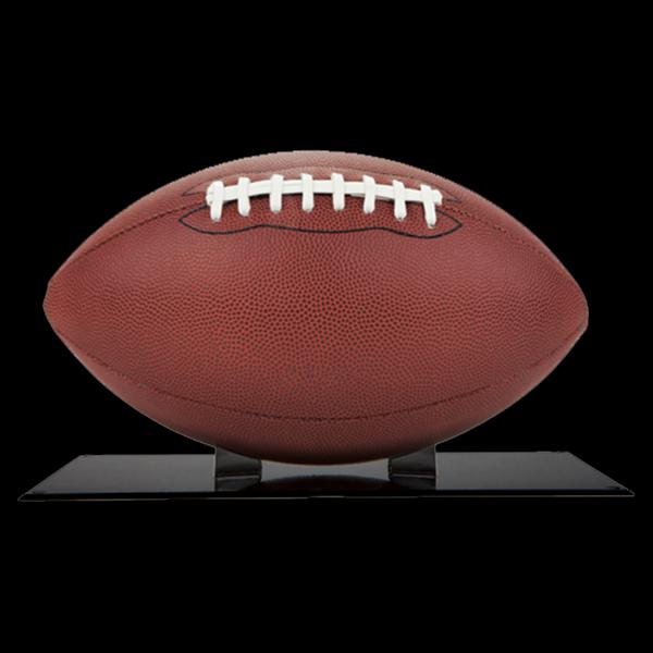 Black Cradle Base Football Display BallQube New Football Stands Display
