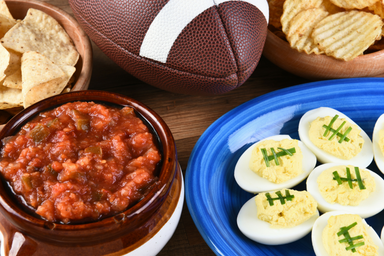 football recipes