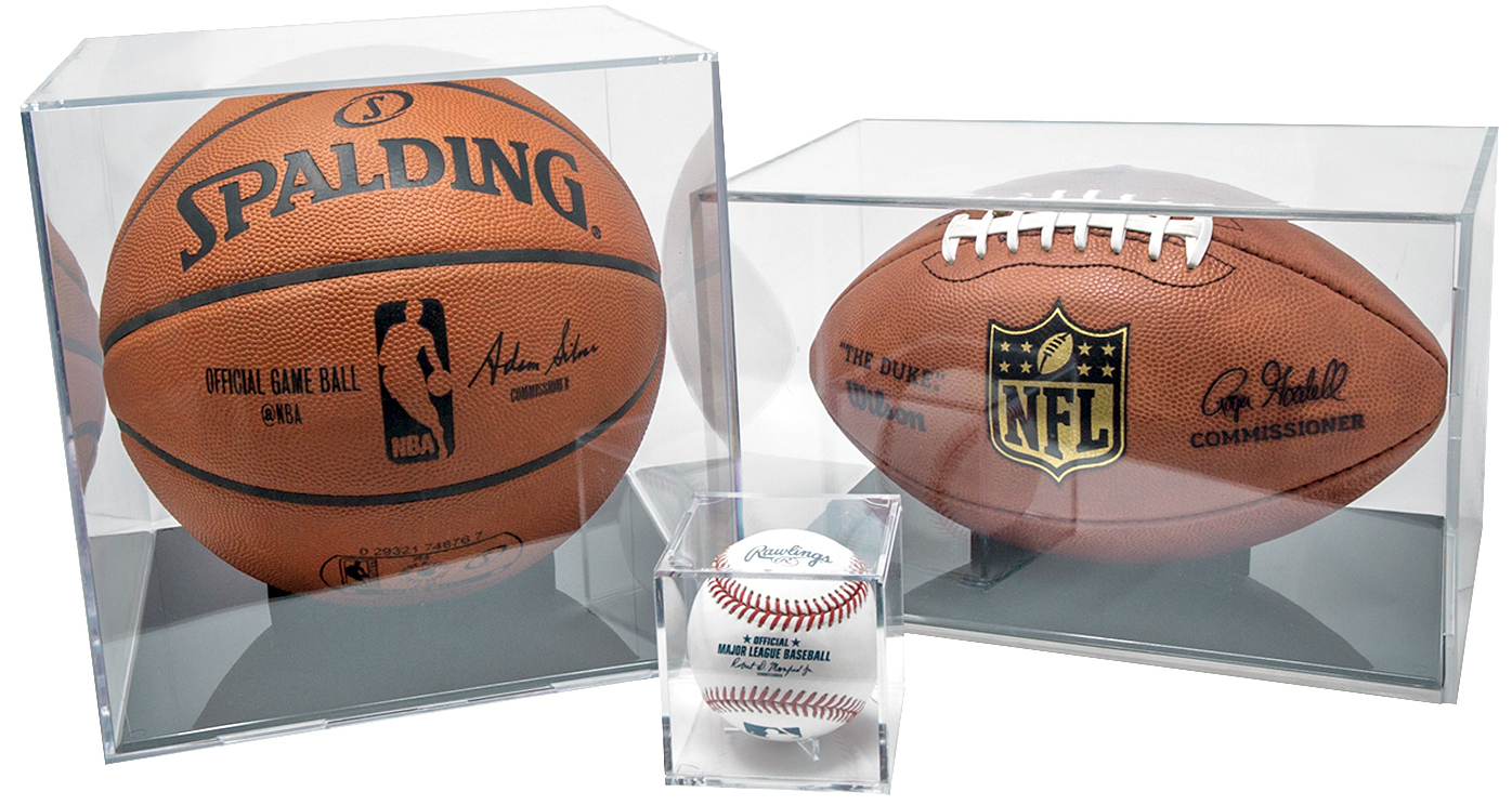 wholesale dealer b0c0e 62a8b Sports collectors, we created BallQube sports display cases for you. In  fact, our founders are avid collectors themselves. Indeed, that s why they  invented ...